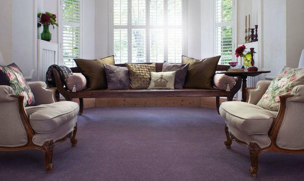 purple brockway carpet
