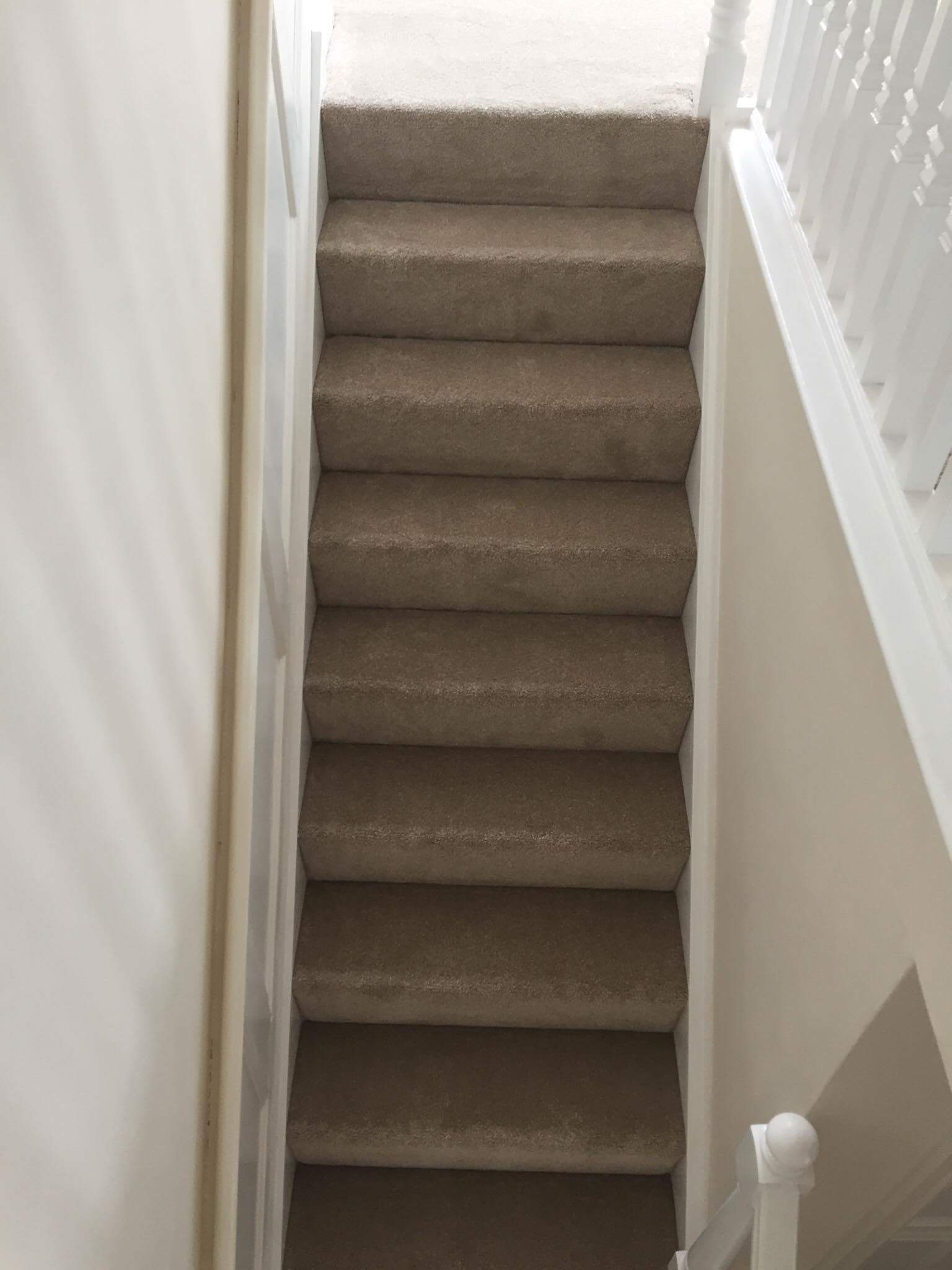 hall stairs and landing carpet