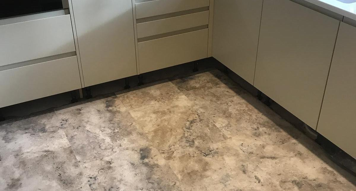 Karndean art select stone floor