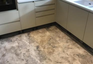 Karndean art select stone floor